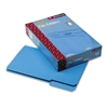 Smead File Folders, 1/3 Cut, Top Tab, Legal, Blue, 100/