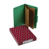 Smead Pressboard Classification Folders, Legal, 6-Secti