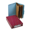 Smead 3 Expansion Classification Folders w/2/5 Cut, Lg