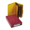 Smead 3 Expansion Classification Folders, 2/5 Cut, Lgl
