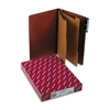 Smead Pressboard Classification Folders w/Metal Tab, Lg
