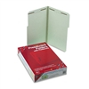 Smead Pressboard Fastener Folder, 2 Expansion, 1/3 Top