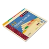 Smead Recycled Top Tab File Guides, Alpha, 1/5 Tab, Man