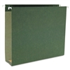 Smead 2 Capacity Box Bottom Hanging File Folders, Lett