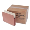 Smead 5 1/4 Expansion File Pocket, Straight Tab, Lette