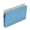 Smead 3 1/2 Expansion Colored File Pocket, Straight Ta