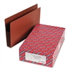 Smead 5 1/4 in Expansion Drop Front File Pockets, Strai