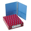 Smead Paper Two-Pocket Portfolio, Tang Clip, Letter, 1/