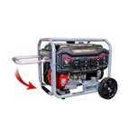 Simpson SPG8310E 120-Volt 8,300-Watt OHV Gas Powered Portable Generator