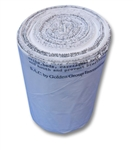 S.A.C. Sanitary Napkin & Tampon Disposal Bin Liners - Medium - Set of 6 rolls # TD9022-06