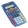 Texas Instruments TI-15 Basic Calculator, 10-Digit Disp