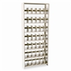 Tennsco Snap-Together Open Shelving Steel 7-Shelf Close