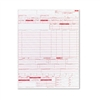 TOPS Insurance/UB04 Hospital Claim Form, 8-1/2 x 11, 25