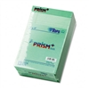 TOPS Prism Plus Colored Jr. Legal Pads, 5 x 8, Green, 5