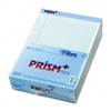 TOPS Prism Plus Colored Pads, Legal Rule, Letter, Blue,