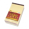 TOPS Docket Gold Ruled Perforated Pad, Legal Rule/Size