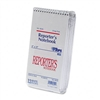 TOPS Reporter Notebook, Gregg Rule, 4 x 8, White, 12 70