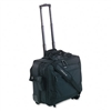 Targus Rolling Travel Laptop Case, Nylon, 18 x 10 x 15,