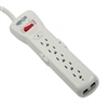 Tripp Lite Protect It! Surge Suppressor, 7 Outlets, w/