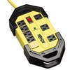 Tripp Lite Safety Surge Suppressor, 8 Outlets, 12 ft Co