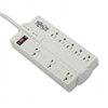 Tripp Lite Protect It! Surge Suppressor, 8 Outlets, 8ft