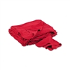 United Facility Supply Red Shop Towels, Cloth, 14 x 15,