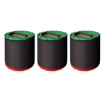 Unger Replacement HydroPower Ultra Small DI Tank Resin Canister 3-Pack