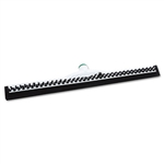 Unger Sanitary Brush w/Squeegee, 22 Brush, 4 Handle #