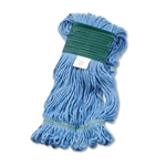 UNISAN Super Loop Wet Mop Head, Cotton/Synthetic, Mediu