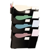 Universal Grande Central Filing System, 4 Pockets, Wall