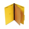 Universal Pressboard Classification Folders, Legal, 4-S