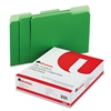 Universal Colored File Folders, 1/3 Cut One-Ply Tab, Lt
