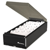 Universal High-Capacity Business Card File, Metal/Plast
