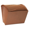 Universal Leather-Like Expanding File, Open Top, 12 x10