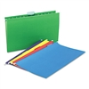 Universal Hanging File Folders, 1/5 Tab, 11 Point, Lega