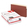 Universal 1 3/4 Expansion File Pockets, Straight, Redr