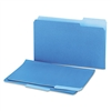 Universal Recycled Interior File Folders, 1/3 Cut, Top