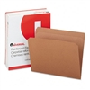 Universal Kraft File Folders, Straight Cut, Top Tab, Le
