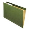 Universal Reinforced 100% Recycled Hanging Folder, 1/3
