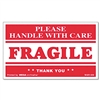 Universal Fragile Handle with Care Self-Adhesive Ship