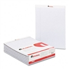 Universal Colored Perforated Note Pads, Wide Rule, Lett