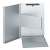Universal Aluminum Clipboard Document Box, 1 Compartmen