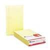 Universal Glue Top Writing Pads, Wide Rule, Legal, Cana