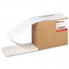 Universal Continuous Unruled Index Cards, 3 x 5, White,