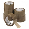 Universal Box Sealing Tape, 2 x 110 yards, 3 Core, Ta