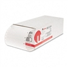 Universal Dot Matrix Printer Labels, 1 Across, 3-1/2 x