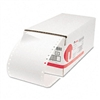 Universal Dot Matrix Printer Labels, 1 Across, 4 x 1-7/