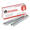 Universal Standard Chisel Point 210 Strip Count Staples