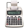 Victor 1208-2 Compact Desktop Calculator, 12-Digit LCD,