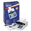 Victor 2640-2 Desktop Calculator, 12-Digit Fluorescent,